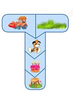 Сложи букву Alphabet Style, Kids Education, Speech Therapy, Activities For Kids, Kindergarten, Symbols, Letters, Learning, School