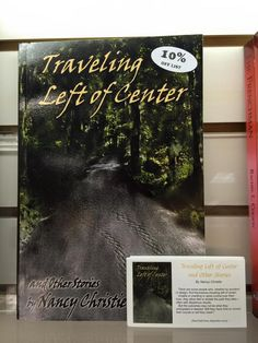 Traveling Left of Center is now at Leana's Books & More (http://www.leanasbooks.com) Shenango Valley Mall 3341 East State Street, Hermitage, PA