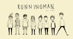 Running man - funny variety show with members close like a family, interesting and will give you a good dose of humor :)