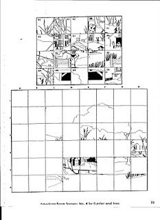 Currier & Ives Grid