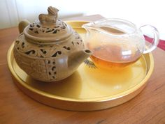 """""""Come sit down for tea, we'll sip just you and me."""" Tea Trade quote. Pic: AmyOh."""