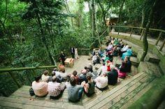 Bird Sanctuary Wedding Outdoor Ceremonies, Dna Photography, Odd Birds, Homemade Wedding Dresses, South Africa, Sonnika Birds, Dna Photographers, Birds Sanctuary, Eventually Events