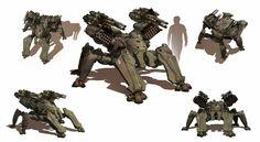 "Category Archive for ""Concept Art"" Robot Concept Art, Weapon Concept Art, Armor Concept, Sci Fi Weapons, Fantasy Weapons, Mecha Suit, Futuristic Armour, Ex Machina, Robot Design"