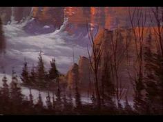 Jerry Yarnell #Art Video Sedona Canyon Part 10 | YarnellArt.com - YouTube