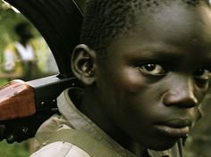 Nigeria indicted for using child soldiers- Report