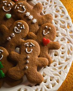 This dough works well for gingerbread houses too. (Photo: Francesco Tonelli for The New York Times)