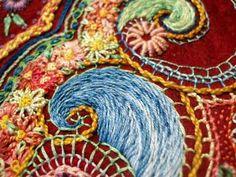 Blanket Stitch Decoration