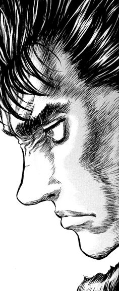 Berserk - Guts (a.k.a. the most bad-ass and awesome protagonist ever!) Btw words…