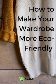 I really want to make the change to more eco-friendly clothing. I have a few organic cotton t shirts but that's about it. Definitely something to work on.