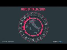 ▶ Giro d'Italia 2014 - The route / Il percorso - From Belfast to Trieste, these are the 21 stages of Giro d'Italia 2014!