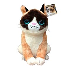 503572b2a8b2c Grumpy Cat Plush Toy. For the details or ordering click on the image!