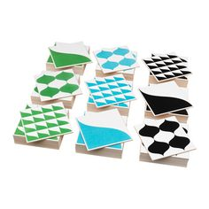 IKEA - TILLFÄLLE, Koristelaatta, Kaakeleiden kestävä lasitettu pinta on helppo pitää puhtaana.