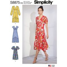 097b8eb79a3c New Simplicity Collection Spring 2019 Today at 12 46 PM - PatternReview.com  Blog