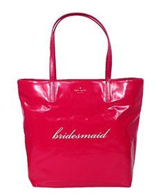 Kate Spade New York Wedding Belles 'Bridesmaid' Bon Shopper Tote, Pink kate spade new york http://www.amazon.com/dp/B00V3VNN0Y/ref=cm_sw_r_pi_dp_qaievb0CGFMYZ