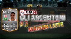 Migliori Giocatori Argento in FUT 14 #3 | MAIKON LEITE REVIEW