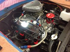 Fords 302 has earned a great reputation for making big horsepower blueprint engines customer robert thiel has recently installed our bp3060ct into his 1971 ford pinto malvernweather Images