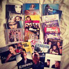 ee02c0f8bdc8 Des albums et CD 2 titres de tous ces artistes.