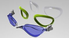 Barracuda Fenix Swim Goggle