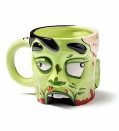 Kubek Zombie Head