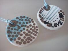 Ceramic collars