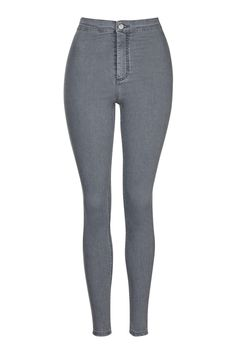 MOTO Grey Joni Jeans - Topshop