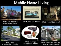 What does Mobile Home Living look like to you?