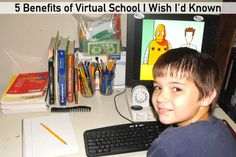 Parents share what they wish they knew about online school, and why they are happy they chose this education option for their children! Learn more about Connections Academy, an online school for grades K-12. Now enrolling for the 2016-17 school year!