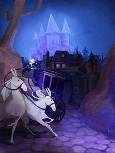Cinderella by Jessa Sininger [©2011]
