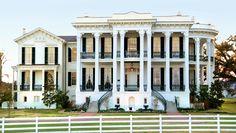 Nottoway Plantation. White Castle, LA. My dream wedding venue!