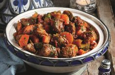 Slimming World's lamb tagine recipe is a guilt-free treat to enjoy at the weekend. This mouth-watering dish is made with tender lamb and packed with flavour, made with plenty of veggies and a chilli sauce. This recipe serves 4 people and will take approximately 1hr and 15 mins to make - don't let that put you off, it's well worth the wait! Tagines are stews that take their name from the traditional Moroccan earthenware pots they're cooked in, though they'll taste just as great made in a…