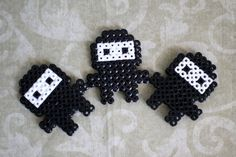 ninja perler (My brother is sure to love!! :D)
