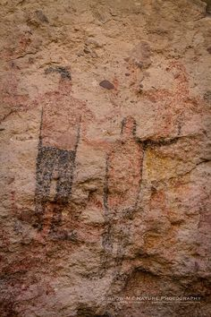 Cave Drawings in the Sierra de San Francisco, Baja California Sur, Mexico | Show Me Nature Photography
