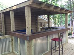 "Discover additional information on ""outdoor kitchen designs layout patio"". Look … Discover additional information on ""outdoor kitchen designs layout patio"". Look at our internet site. Diy Outdoor Bar, Outdoor Kitchen Bars, Backyard Kitchen, Outdoor Kitchen Design, Kitchen Grill, Outdoor Kitchens, Gourmet Grill, Outdoor Grill Area, Outdoor Cooking Area"