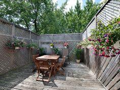 Aluguer de casa para férias em Viauville Old Montreal, Patio, City, Garden, Outdoor Decor, Home Decor, Parking Lot, Verandas, Log Burner