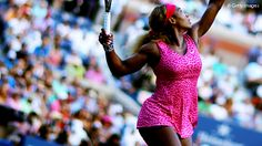 Serena Hits Back At Haters... Literally