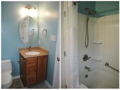 Bathroom Design Virginia Beach mixed metal/bathroom/design/hatchett/remodel/virginia beach