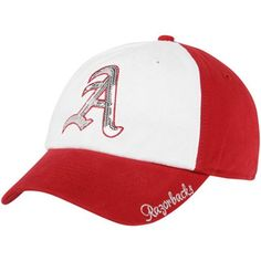 2aa4bc0e25d  47 Brand Arkansas Razorbacks Ladies Sparkle Hat - Cardinal University Of  Arkansas