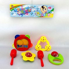 Funny baby bell / Baby rattle  1) Educational  baby Toy  2) ECO-Friendly Baby Rattles   3) Good quality with competitive price