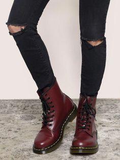 Dr Martens-Nouveau Vegan 1461 Or Rose Peinture Métallique Chaussures//Taille 4-UE 37