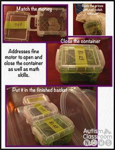 Autism Classroom NewsWorkbasket Wednesday April 2015