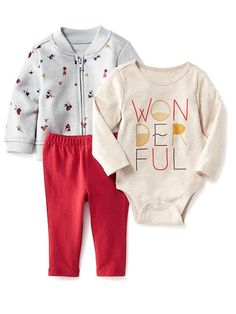 3-Piece Set for Baby