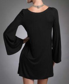 Ella Moss Bell Sleeve Jersey Dress $138.00  SouthMoonUnder