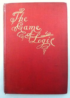 1st edition Lewis Carroll book - sweet!
