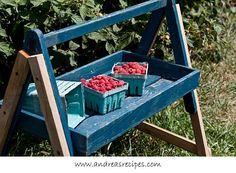 Wegmeyer Farms in Summer, Raspberry Picking