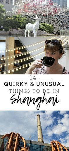 Quirky and Unusual t