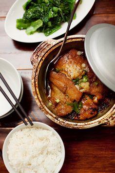 Ca Kho To (Caramelised fish) My favorite! Yum...