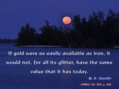 value is to be appreciated to the fullest
