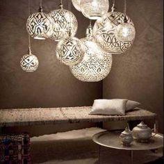 Marrokkaanse lampen