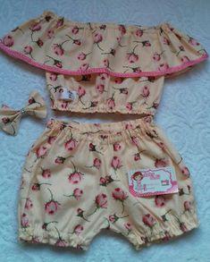 Toddler Dress, Baby Dress, Little Girl Fashion, Kids Fashion, Little Girl Dresses, Girls Dresses, Kids Frocks, Baby Sewing, Kids Wear