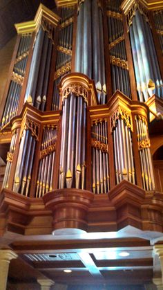 Trinity Cathedral, Cleveland, OH Pipe Organ